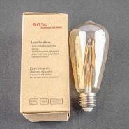 Лампа LED Эдисон ST-64 4W TEE E27 2300K