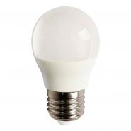 Лампа LED, тип «Шар» Е27 4Вт Белый